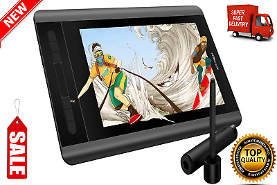 """XP-PEN Pen Display Drawing Pen Holder & Glove Tablet Monitor Graphic 11.6"""" FHD"""