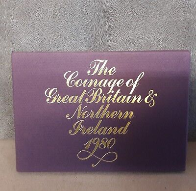 The Coinage of Great Btritain & Northern Ireland 1980