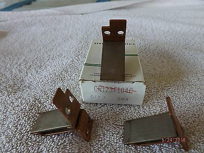 General Electric CR123F104C overload thermal unit heating elements set of 3
