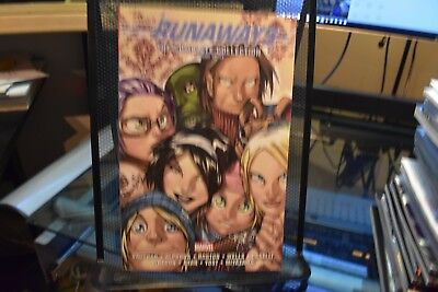 Runaways The Complete Collection Volume 3 Marvel TPB HUGE 528 Pages Vaughan