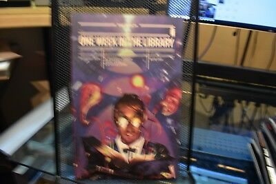 One Week in the Library Image Comics TPB W Maxwell Prince & John Amor