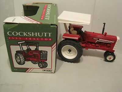 Cockshutt Oliver White Minneapolis 1555 Toy Tractor