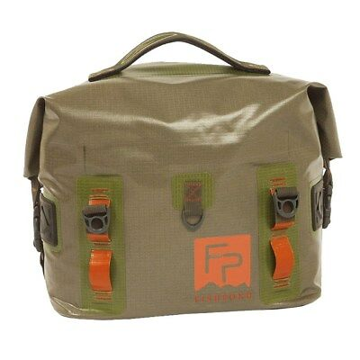 NEW 32*39*12CM Fly Fishing Chest Pack Bag Outdoor Sports Fishing Box Green Y2D6