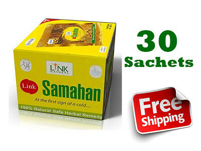 Samahan-30pkt Link Samahan Natural Ayurvedic Herbal tea for cold remedy