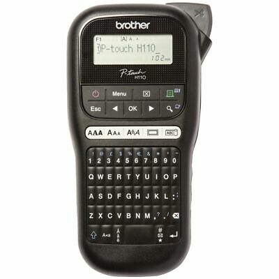 Brother P-touch Label Maker Black PT-H110