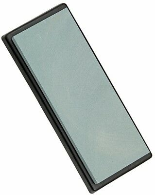 """Sharpening Stone Fine Grit Professional Whet Oil w No-Slip Suction Cup Base 5"""""""