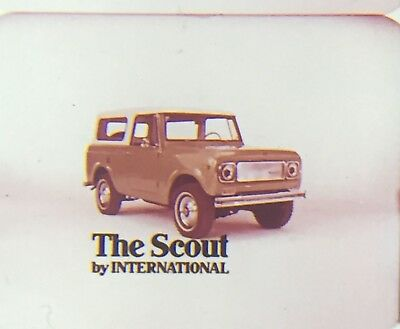 16mm film: 1970's commercials - IH Scout & Travelall, Masonite, NW Bank, Schlitz