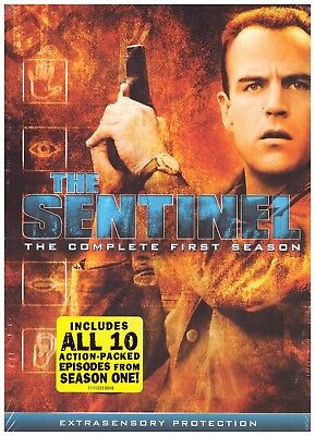 THE SENTINEL THE COMPLETE FIRST SEASON BOXSET DVD 1st ONE BRAND NEW SEALED