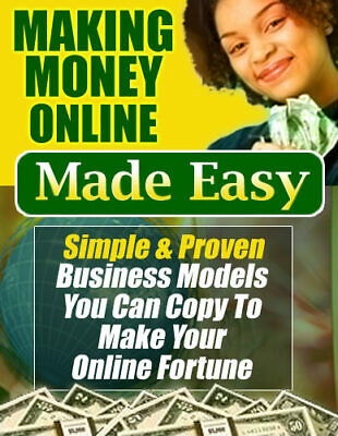 Making Money Online Made Easy >>>EBOOK PDF<<<High Quality  Get it Fast!!!