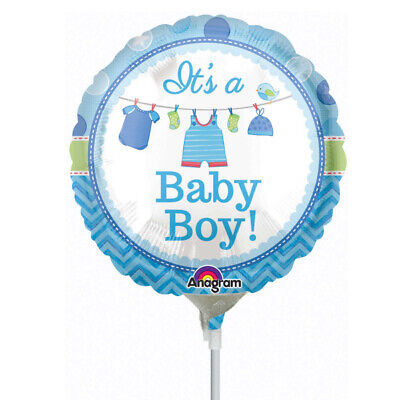 Its A Boy mit Liebe Mini Folien Ballon Am Stil