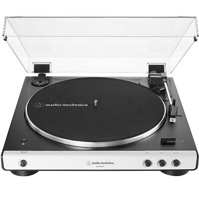 Audio-Technica AT-LP60-BT Automatic Wireless Belt-Drive Stereo Turntable