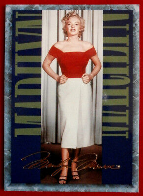 MARILYN MONROE - Series 1 - Sports Time 1993 - Individual Card #33