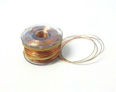 Pencil wire. 0.15mm. Insulated. Natural. 39 Metres. Enamelled. *Top Quality!