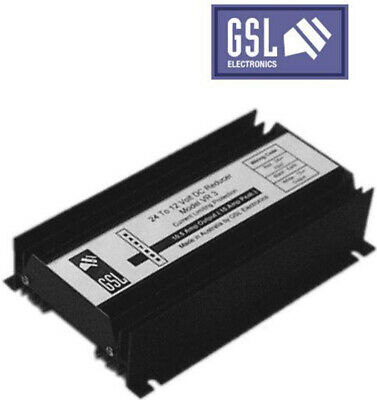 24v To 12v Converters 3A Linear Power & Lighting Section