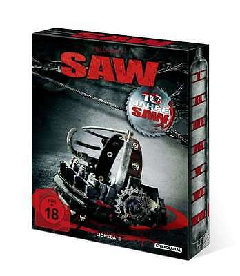 Saw I-VII Teil 1-7 * NEU & OVP - Blu-ray - Komplettbox