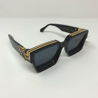 b205ead2826 LOUIS VUITTON X Virgil Abloh Black MILLIONAIRES 1.1 Sunglasses Supreme  limited