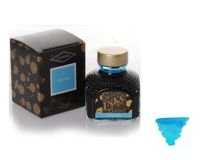 Diamine - Fountain Pen Ink, Turquoise 80ml