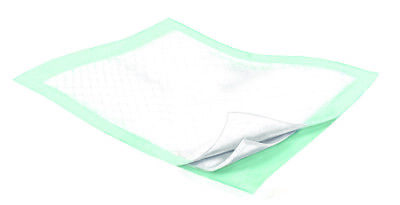 Maxi-Care Underpad 30 X 30 Inch Fluff/Polymer Heavy Absorbency -100/Case