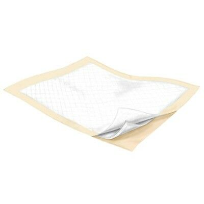 Wings Underpad, 23 X 36 Inch, Disposable, Fluff / Polymer, Case of 100,