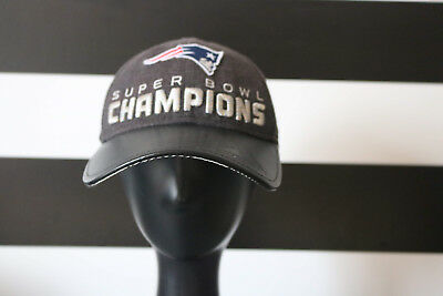 New England Patriots Super Bowl Champions New Era 9Forty Adjustable Cap