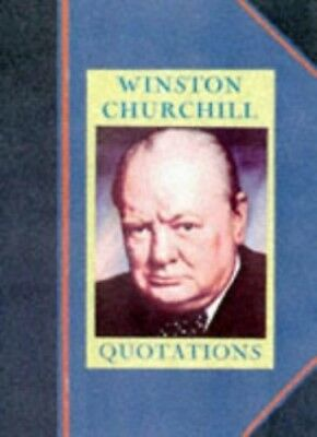 Very Good, Winston Churchill Quotations (Famous Personality Quotations), Churchi