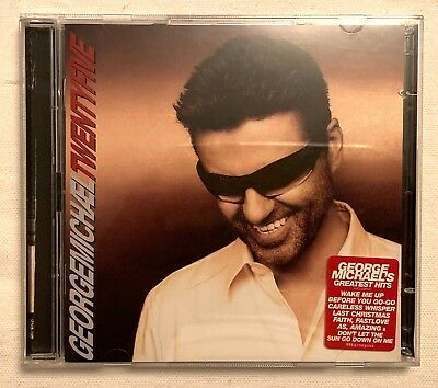 George Michael - Twenty Five :: Genuine Music Audio CD