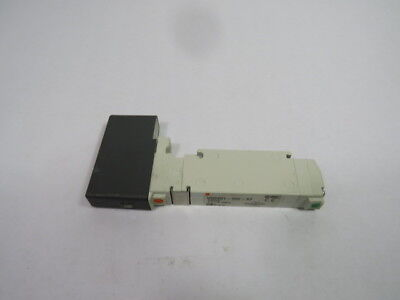 SMC VQ2201-5W-XF Double Solenoid Valve 4-Way  USED