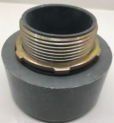 1490-N7 Allen Bradley Krydon Hub With Hole Size Of 3-Inches For Conduit Size Of