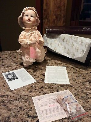 Ashton Drake Emily Picture Perfect Babies Porcelain Doll Yolanda