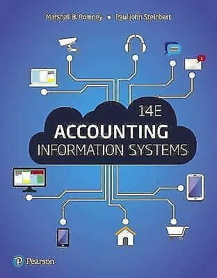 Accounting Information Systems 14e by Marshall B. Romney ( PDF)