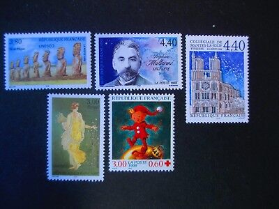France Modern Mint Lot #9 Mint Never Hinged- (Z6) I Combine Shipping!