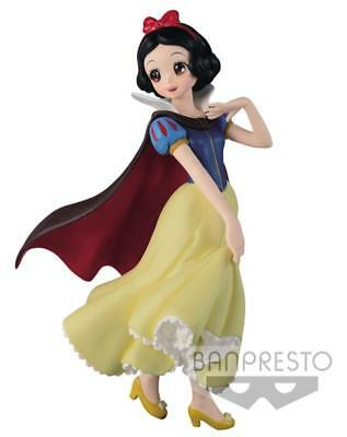 Crystalux Disney Characters Figure-SNOW WHITE 14cm 白雪公主