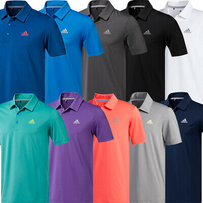 a9ffe704 ADIDAS GOLF 2019 Mens Ultimate 2.0 All-Day Novelty Short Sleeve Golf ...