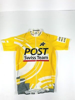 Maglia Bici Ciclismo Bike SWISS TEAM Cycling Shirt Maillot Trikot Camiseta ASSOS