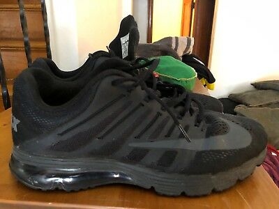 e6bb5a3bbf068 Nike Air Max Excellerate 4 Anthracite-Black 806770-020 Mens Size 12 US  Training