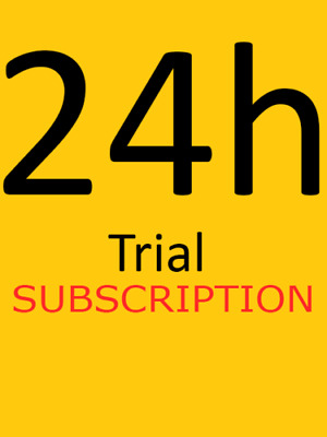 24 h Trial subscription IPTV More than 13000 Channel & Vod worldwide
