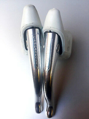 NOS  brake levers Campagnolo Nuovo Record with Hoods #2030 NEW OLD STOCK EROICA