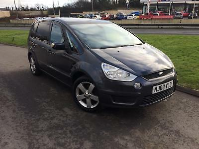 2008 Ford S-MAX 2.0 LX - 7 Seater - New MOT - Only 123000 Miles