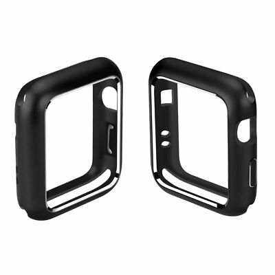 Magnetic Adsorption Metal Case for Apple iWatch Series 2 3 Watch 38/42/40/44mm Q