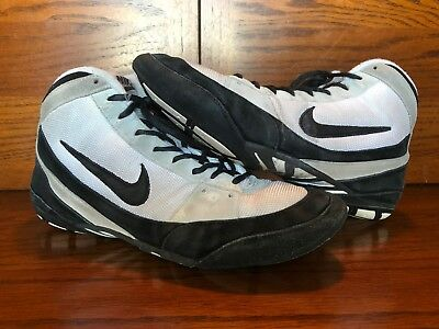69930c8bfc6a87 Nike TD4 Takedown IV wrestling shoes Very good condition Used