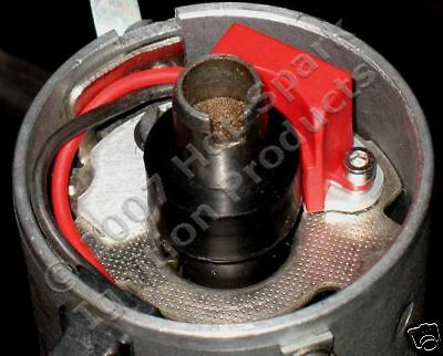 Electronic Ignition Conversion Kit Replaces Points in 4-Cylinder Opel GT