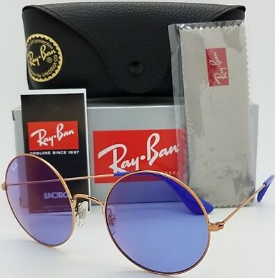ee0cd0765a8 NEW Rayban Ja-Jo sunglasses RB3592 9035D1 55 Copper Dark Violet Classic  GENUINE