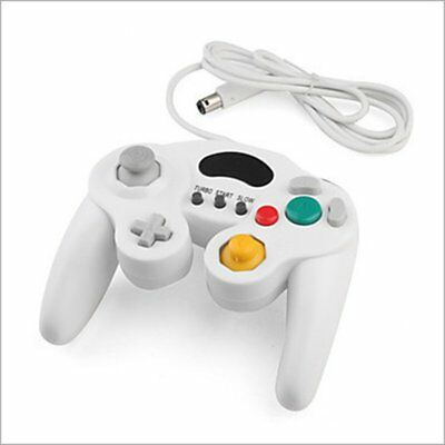Gamepads Game Controller Pad Joystick for Nintendo Game Cube or for Wii @T