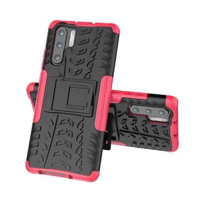 For Apple iPhone Case Armor Rugged ShockProof Hybrid Protective Back Stand Cover
