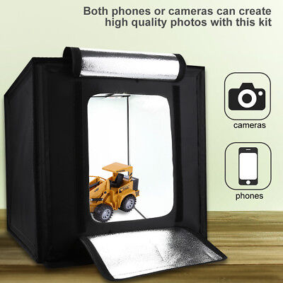 PULUZ Light Box Softbox Photography Lighting Kit for Photo Studio Accessory