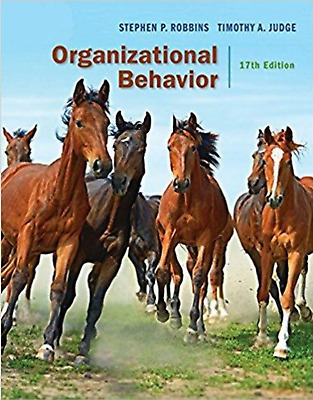 Organizational Behavior 17th edition (PDF) 🔐 Instant Delivery (30s) 📥