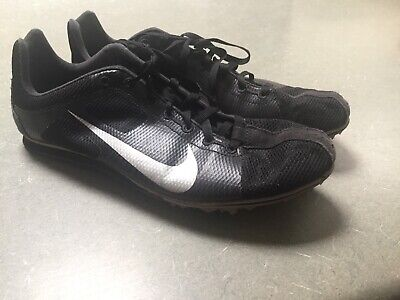 Nike Zoom Rival Track And Field Running Spikes Black Size: US7