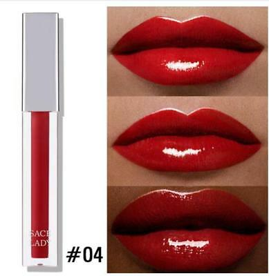 High Shine Lip Lacquer Makeup Smooth Buildable Intense Glitter Lip Gloss Beauty