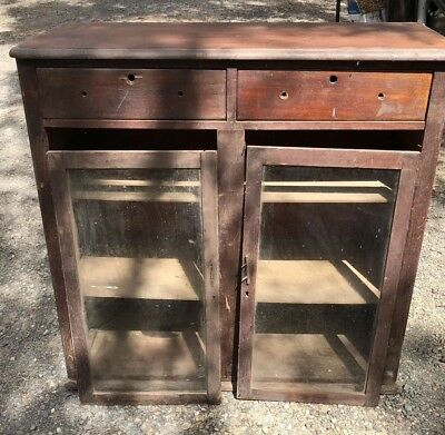 Antique Australian Red Cedar Cupboard