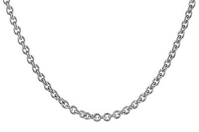 Trendor Jewellery Silver round Anker Chain Necklace 86236, 925